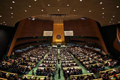 Попытки США изменить ООН без участия России окажутся безуспешными