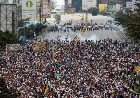 Президентский дворец Венесуэ…