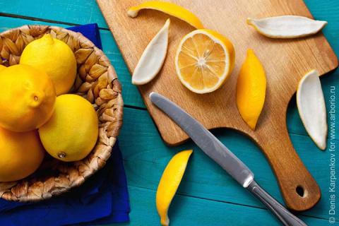 Цедра лимонная апельсиновая.…