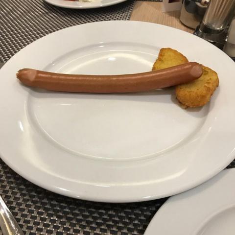 Диетический завтрак Лолиты М…