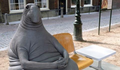 Автор Ждуна: эта скульптура изменила мою жизнь
