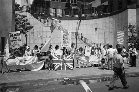 Фолкленды: возвращение островов и стандарты британской политики