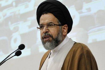 Министр разведки ИРИ: террор…