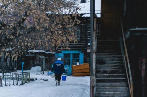 Сослали в Сибирь. Приключения голландца в России