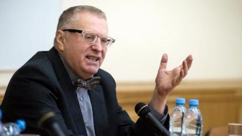 Жириновский об угрозах Госде…