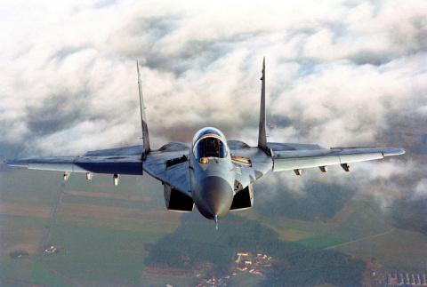 Капустин Яр. Бой с пришельцами и НЛО сбитый российским летчиком