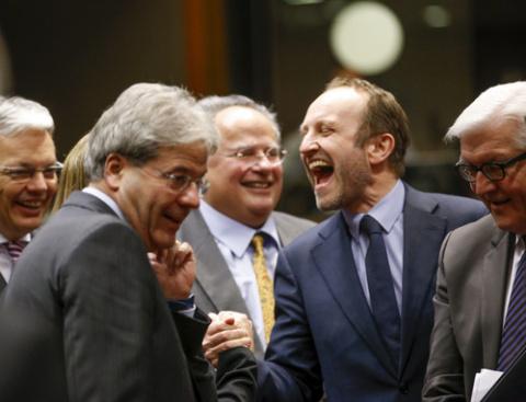 Европа подаёт на развод с Вашингтоном?