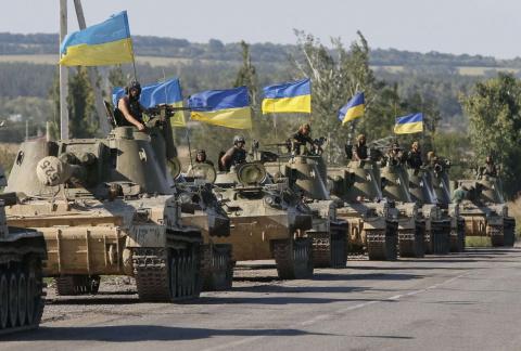 Почему на Украине снова начинаются активные боевые действия