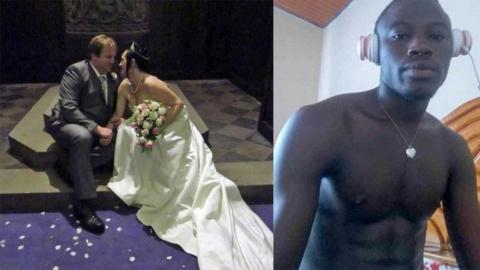Бросила мужа с 9 детьми, ради молодого африканского любовника