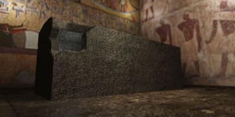 24 «инопланетных черных саркофага» обнаружены возле пирамиды в Гизе