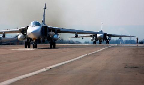 Шесть Ту-22М3 нанесли удар п…