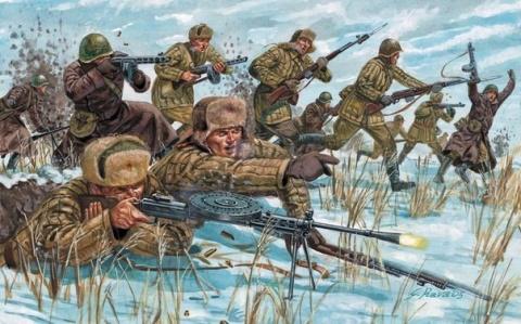 Из писем немецких солдат с В…