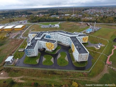 В Московской области открыт новый центр материнства и детства