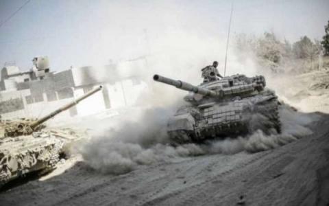 Коллапс ИГИЛ: «Тигры» и ВКС …
