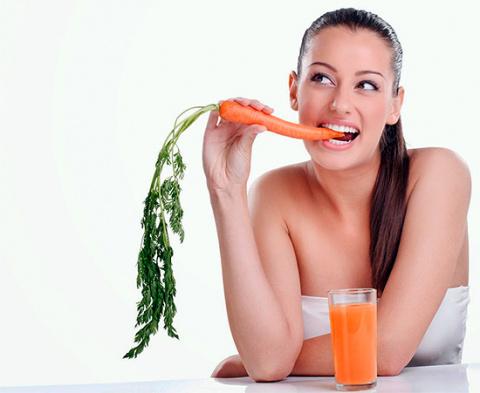 Влияние витамина А на организм человека