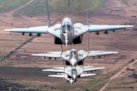 Когда в Сирии упадёт американский военный самолёт…