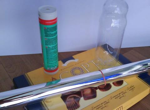 Безопасный калейдоскоп