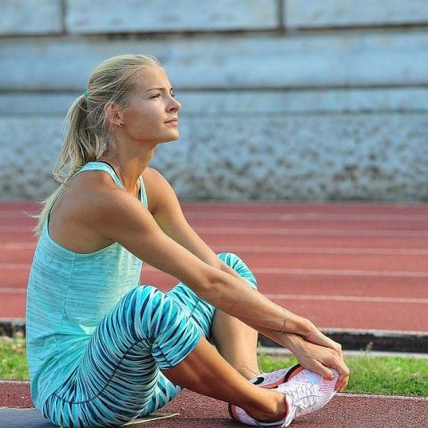Российская легкоатлетка Дарь…