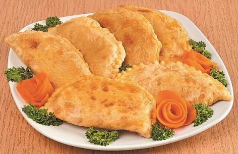 Чебуреки постные с капустой: любимое блюдо во время поста