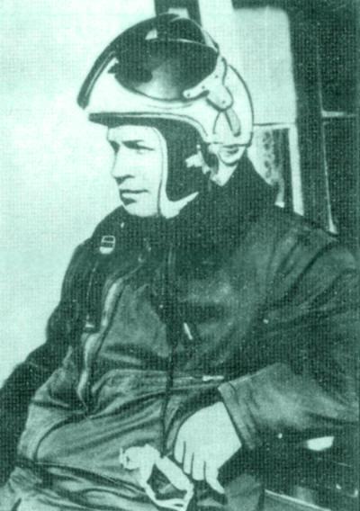 Капитан Геннадий Елисеев