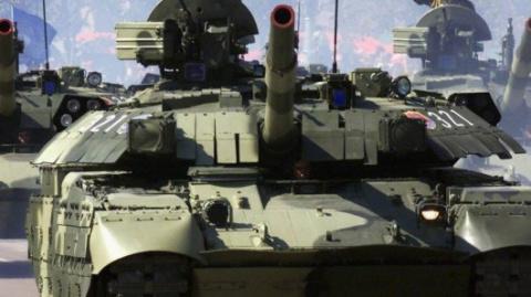 Украинские танки трескаются от пуль