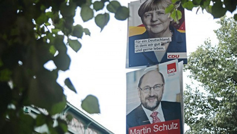 Немцы в России верят в Меркель и надеются на потепление отношений