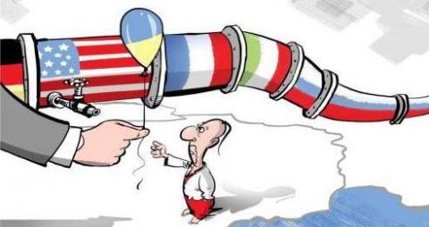 Трубы проданы: Россия растор…
