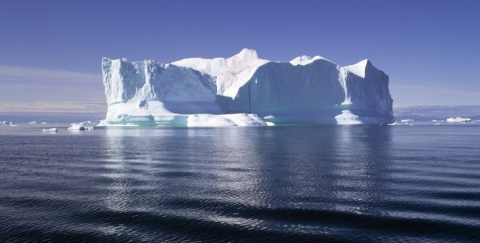 В Антарктиде откололся айсберг размером, как две Москвы