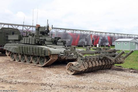 Российская армия получила бр…
