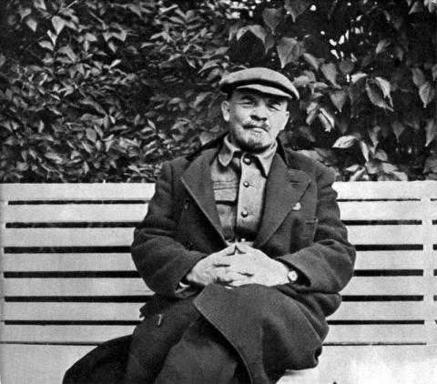 В. И. Ленин про выборы в пар…