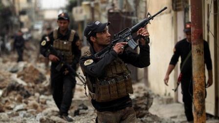 Иракская армия установила ко…