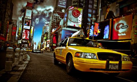 Таксист и старушка. Реальная…