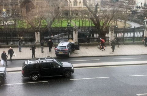 Резня в сердце Лондона