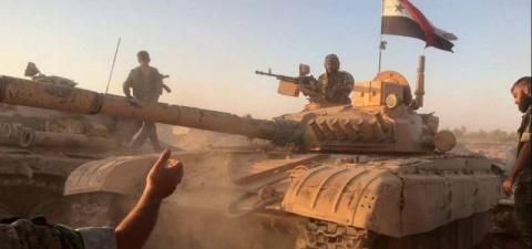 На чужом горбу в сирийский р…