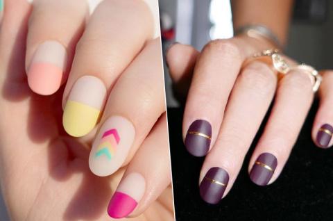 Маникюр, который идет всем - идеально при любой форме ногтя!