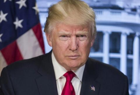 Дональд Трамп начинает битву…