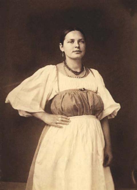 Русские конца XIX века в фотографиях