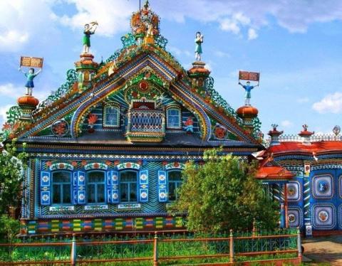 Дом кузнеца Кириллова, село …