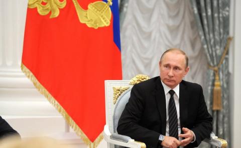 Встреча с фракцией «Единая Россия» и экспертами