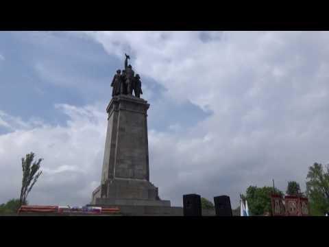 В Софии стартовал мотопробег «Дороги Победы»