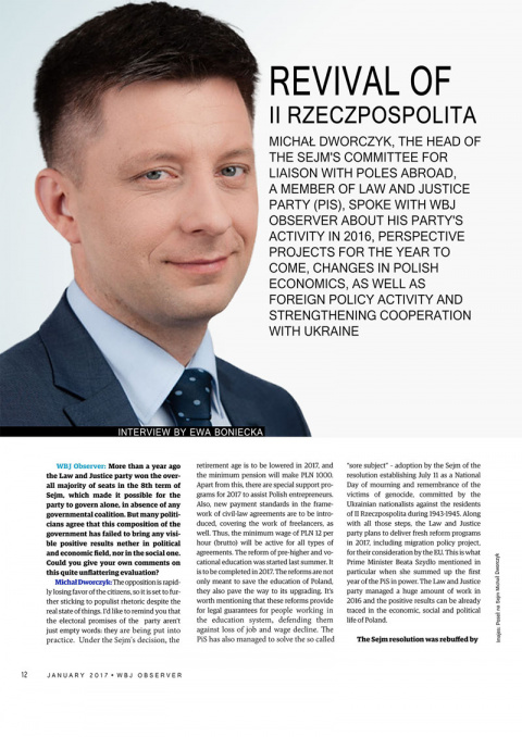 Михаил Дворчик: Перезагрузка украинской власти неизбежна, а главный кадровый резерв уже сотрудничает с Польшей