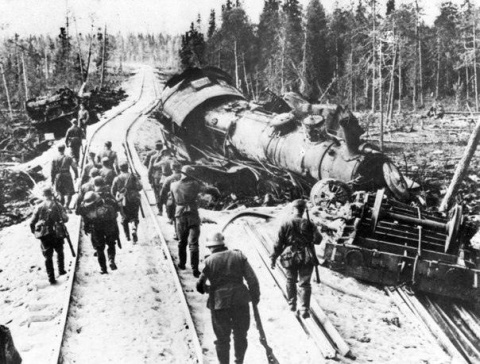 Как Николай I немцам в 1941 помешал?