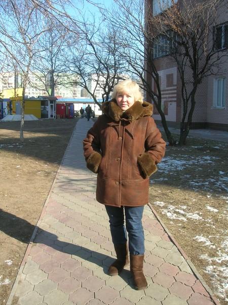 Валентина Кавигонд ( Семенюк)