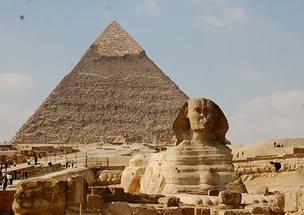 Древние цивилизации. Пирамиды древнего Египта