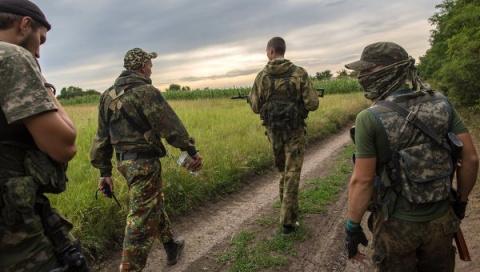 Сводка военных событий в Новороссии за 1.08.2014