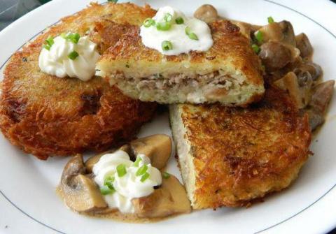 Рецепты по четвергам. Клёцки, ньокки, галушки, вареники. Колдуны (2)