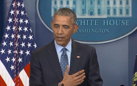 Обама: Я все свое правление …