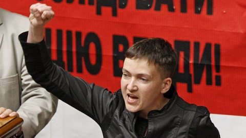 Савченко: просите прощения з…