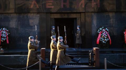 Путин сравнил Ленина со свят…