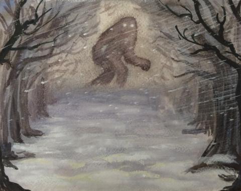 Почему не находят скелетов Снежного человека
